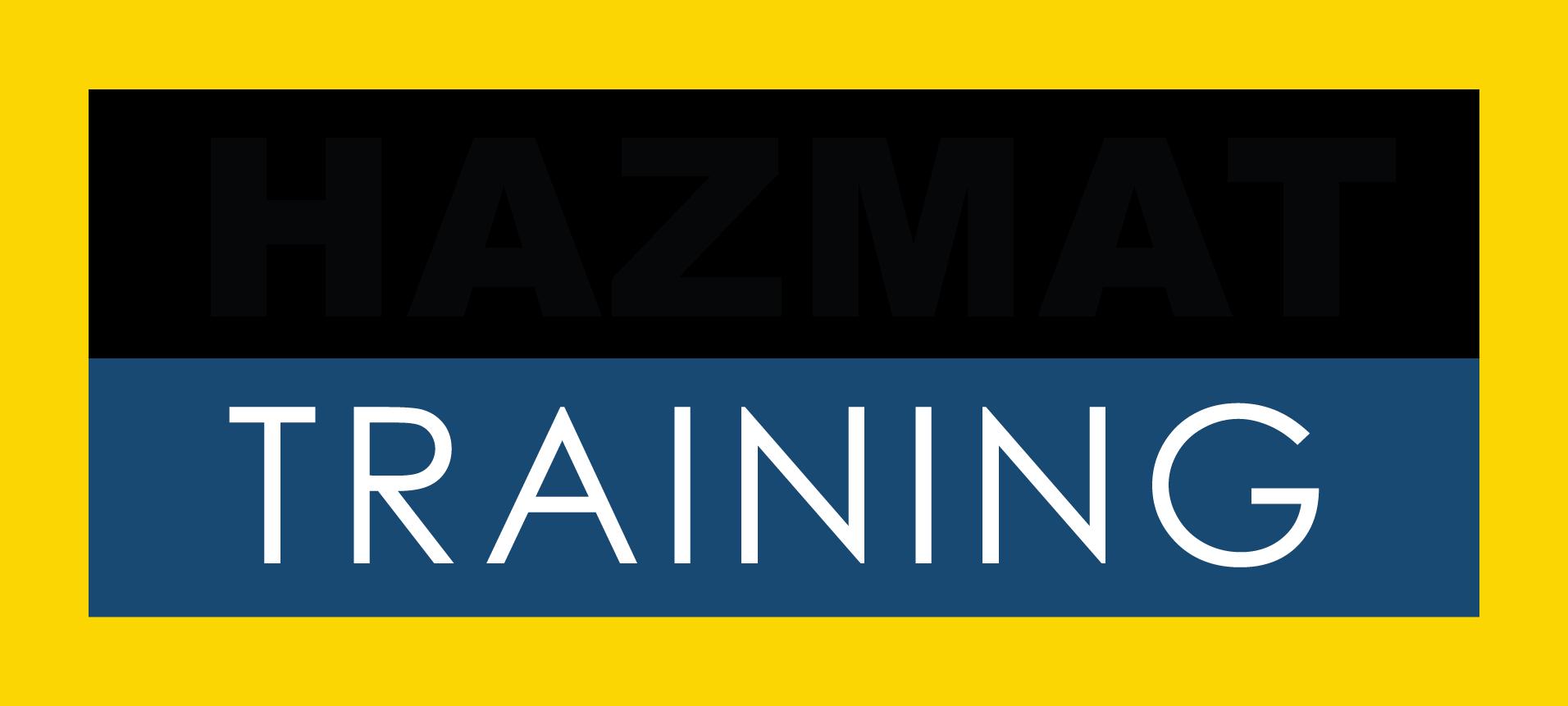 Hazmat Training - Course Catalog